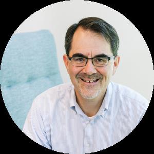Charlie Haims, VP of Marketing