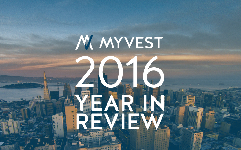 MyVest 2016 Year in Review