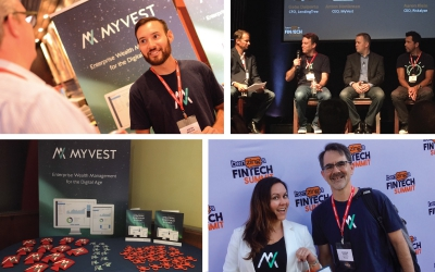 MyVest highlights from Benzinga FinTech Summit
