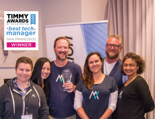 "MyVest Wins ""Best Tech Manager"" Award Two Years in a Row"