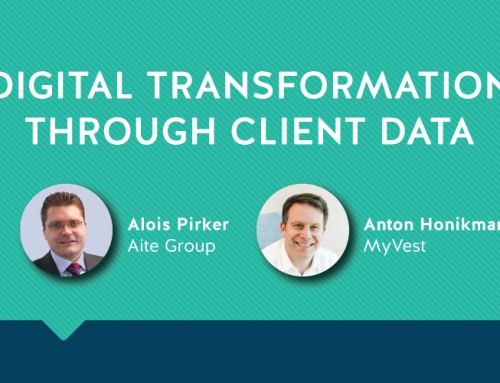 Digital Transformation Through Client Data [SlideShare]
