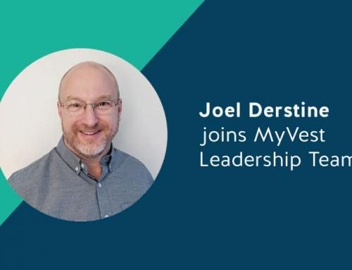 Joel Derstine Joins MyVest Leadership Team as Vice President of Customer Success