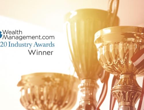 MyVest Wins Best Tech Provider: Portfolio Management at 2020 WealthManagement.com Awards