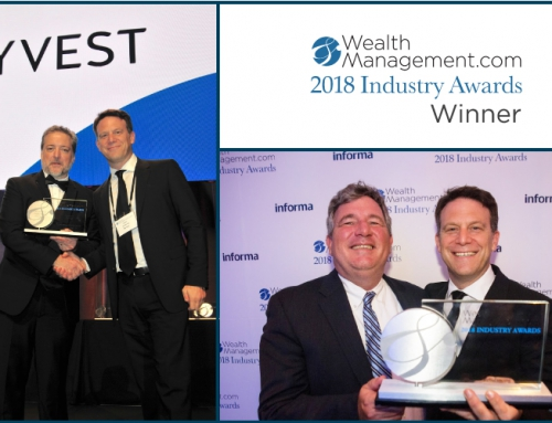 MyVest Wins Best Rebalancing Provider at WealthManagement.com 2018 Industry Awards