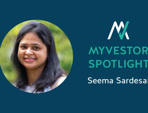 MyVestor Spotlight: Seema Sardesai, Technical Lead