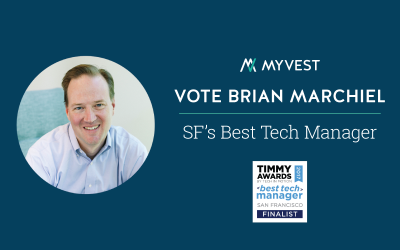 Brian Marchiel, Finalist for Best Tech Manager at 2017 TIMMY Awards